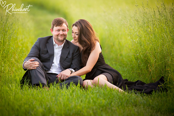 Courtney & Evan: Engagement