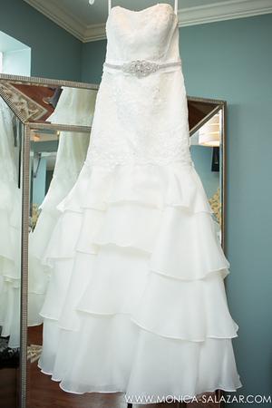 Courtney Justin Wedding