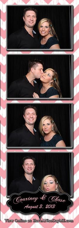 Courtney and Chase Courtney Wedding