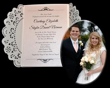 Courtney & Skyler Norman - 12/20/14