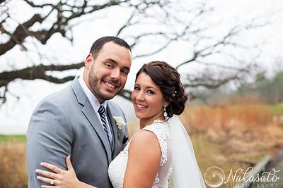 Courtney & Riley {wedding day}