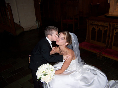 One of my favorite pictures ever, ever. ever!  Tyler had just turned 6 in this picture.  It is probably needless to say...Courtney was Tyler's first true love!