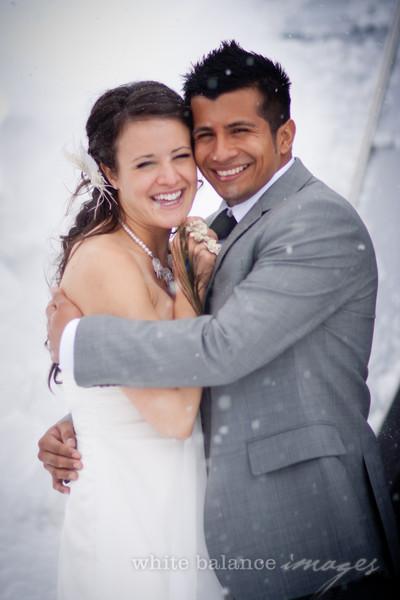 Coy-Suarez Wedding