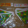 Spritz brand fabric banner<br /> two available, $1 each