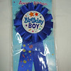 Birthday Boy Ribbon, Brand new in packaging, $1