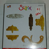 Sizzix Originals, #655000, Latches.  Brand new in packaging, one available, $4