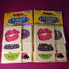 Girls' Night out Temporary Tattoos<br /> Each pack has 30 pieces in them.<br /> Two packages available, $2 each