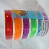 Colored cording, $4