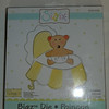 Sizzix Biz Die, #655439, Bassinet.  Brand new in packaging, one available, $5