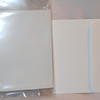 "A picture with flash<br /> <br /> Left over reply card envelopes from my wedding invitations<br /> <br /> There are 33 envelopes left.  These are 4 3/8""x5 5/8"", white.  They have squared flaps. $4"