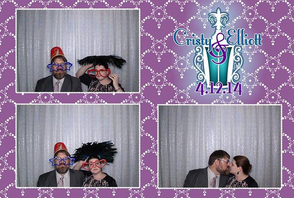 Cristy & Elliott Wedding