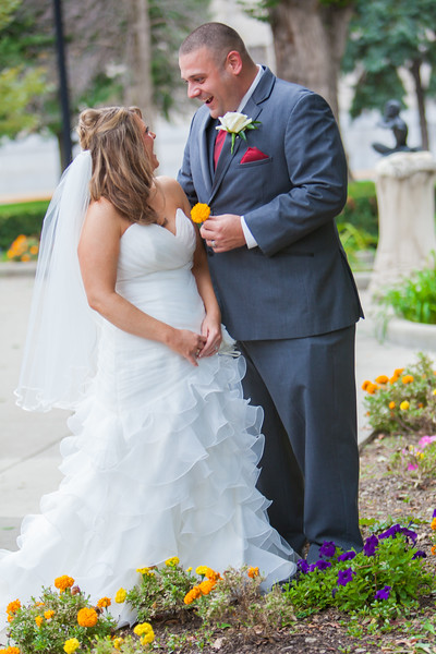 Cruikshank - Hall Wedding