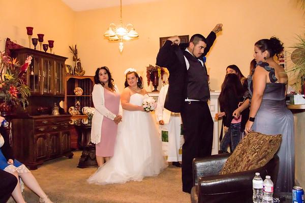 Cruz and Alexis Wedding 2017