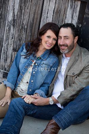 Crystal and Jason Engaged