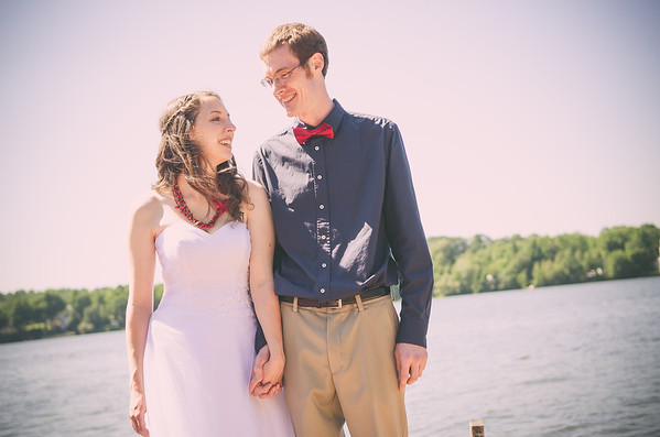 Crystal and Jon Get Married