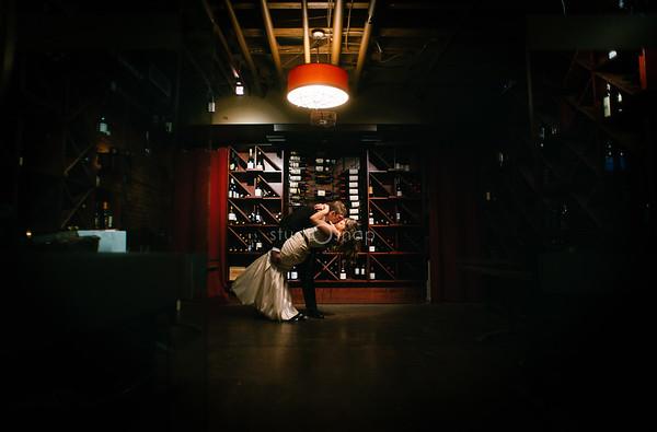 crystal + eric | wedding | vinology, ann arbor