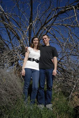 Crystal & Marshall's Tree Pix