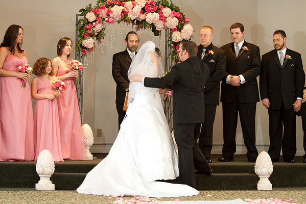 Cunningham & Newsted Wedding