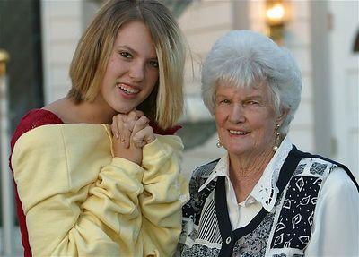 Adrianne & Shirley