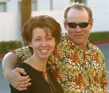 Mary and Rex Thomas