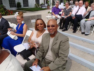 Carlton & wife