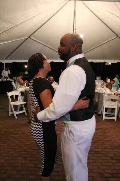 Darrell & Shalonda Wedding Day