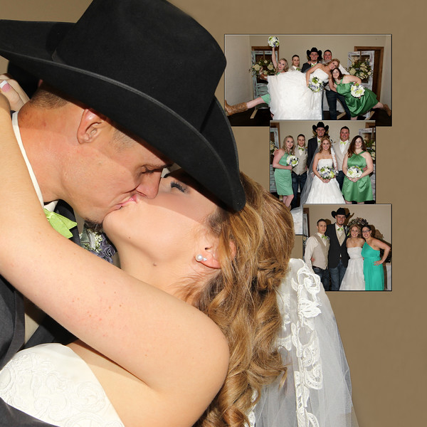 22 wedding party