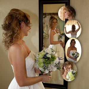 5 Bride alone