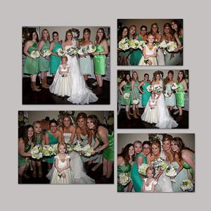 8 Bridesmaids