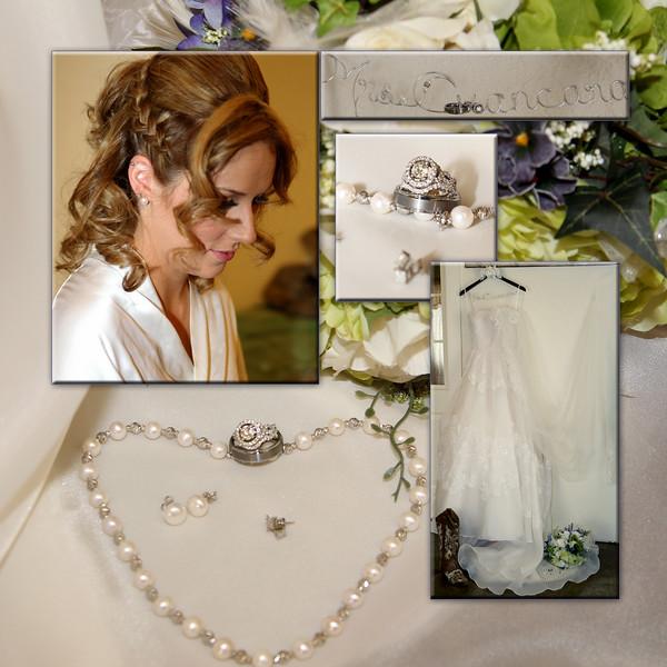 3 brides dress