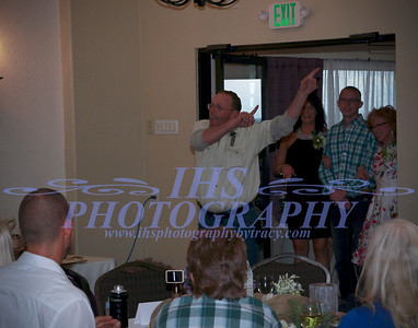 Cvancara Wedding -  Reception Entry