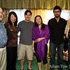 With Kekoa's family.