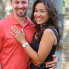 Cyre and Jason Engagement :