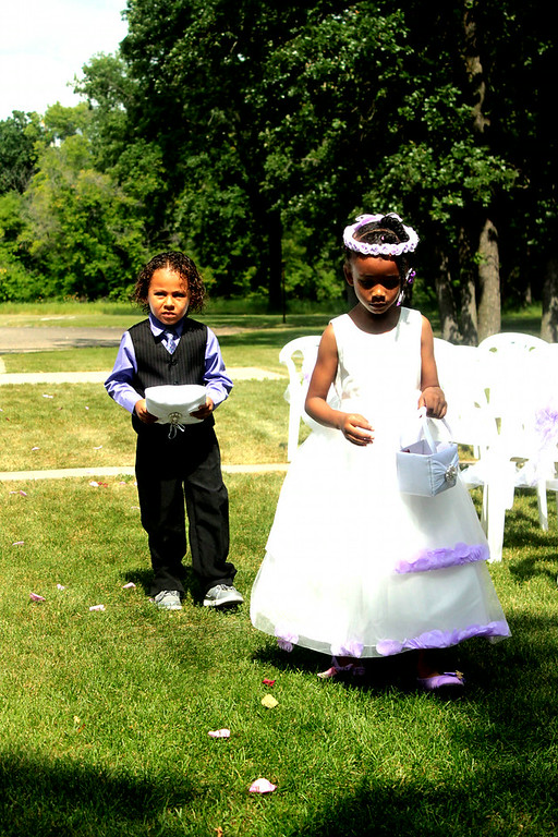 DARNELL AND LUPE' WEDDING