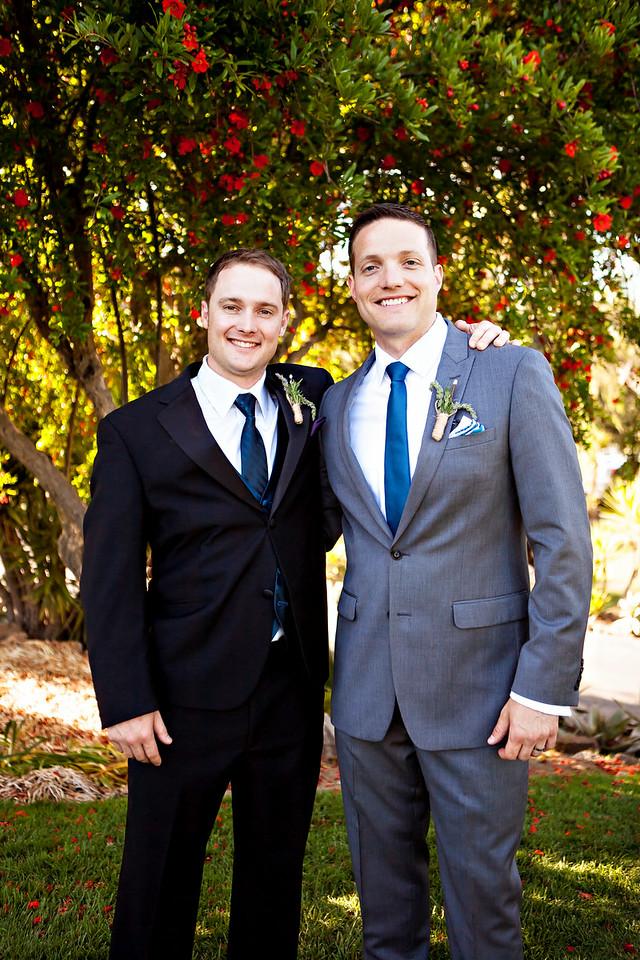 San Diego Wedding @ Mt Woodson Castle