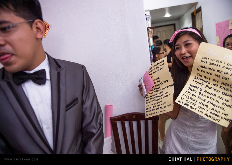 Wedding Photography by Chiat Hau Photography (DJ + Trinie Actualy Day Wedding Morning Session)