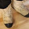 Sam's 'new' boots