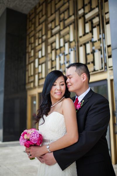 Daisy & Quan | Courthouse Wedding Ceremony