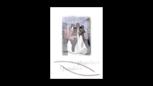 Dallas Wedding Book Proof
