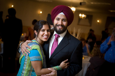 Daman and Nicole - Sangeet | Color