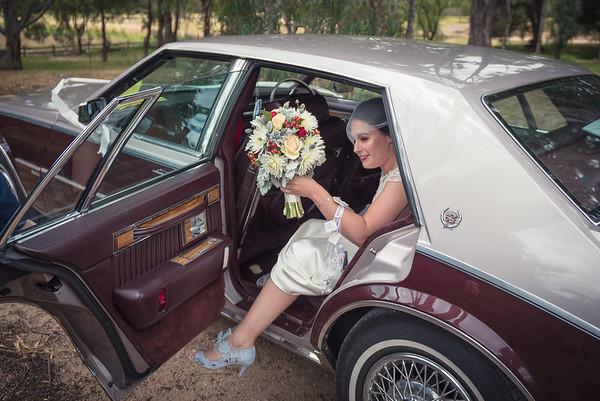 Damian & Amanda's Wedding - Reception