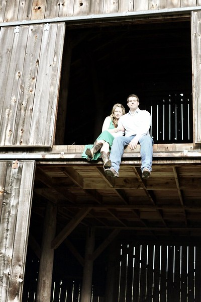 Dan & Jenn<br /> Engagement Session #1
