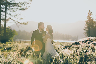 Dan & Sibia's Wedding Day Cali