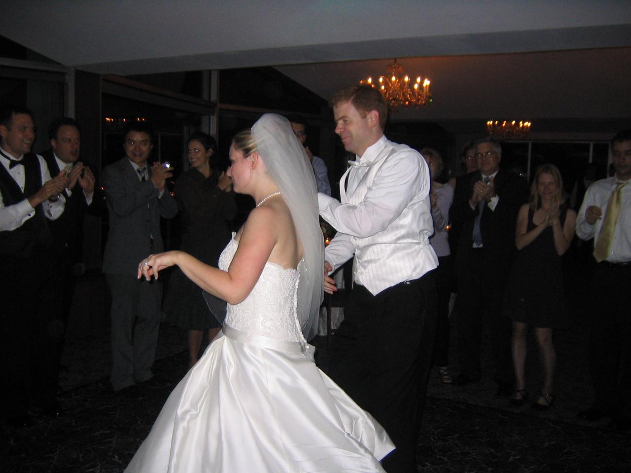 Dan CAN dance!