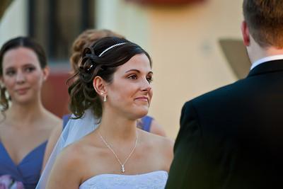 {wedding} Dan and Tracy
