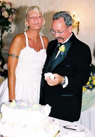 Dana & Deb Pendergast Wedding - 9/7/2003