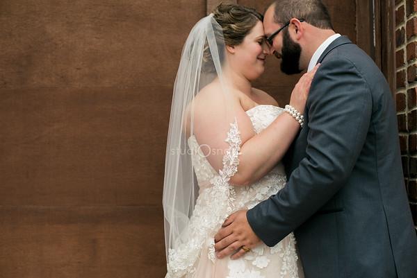 dana + nick | wedding | st. patrick catholic church,  lakelands golf course and country  club