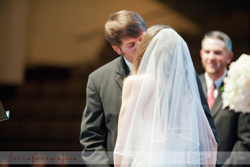 Danae and Jerry's Wedding at Cathedral in the Pines; Beaumont; TX