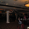 Prom Dance Canopy-Dance Canopy attached to a lower ceiling with a Balloon Center.<br /> Windsor Marriott in Windsor