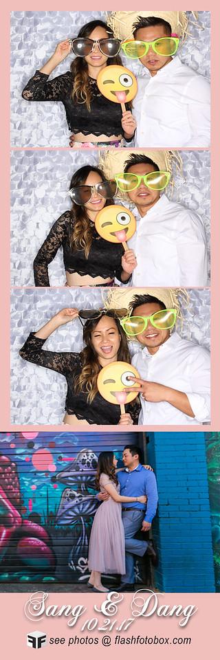 Dang & Sang Wedding - October 21, 2017